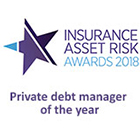 Private debt manager of the year - Pemberton