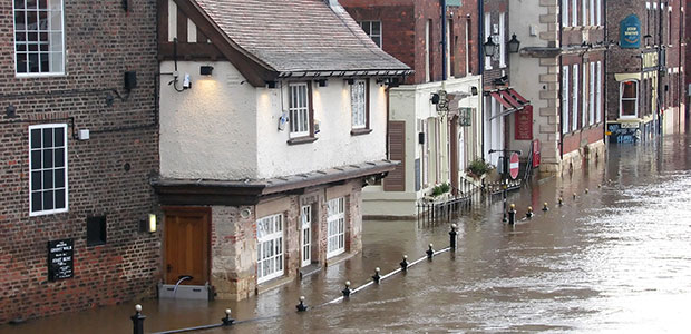 UK insurers could be forced to disclose climate risk by 2022