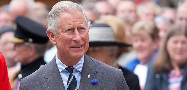 Prince of Wales says insurers need to step up on sustainability