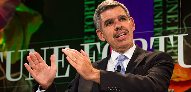 Q&A with Mohamed El Erian, chief economic advisor at Allianz