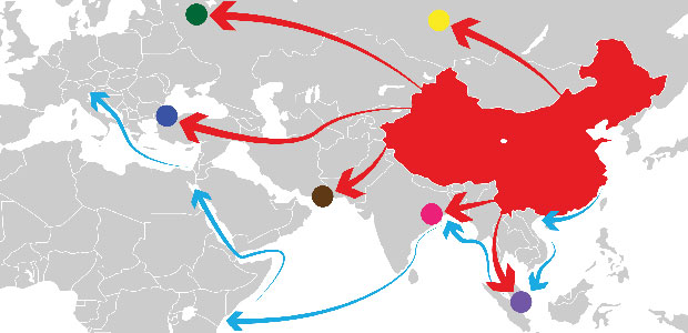 China's Belt & Road: where are the insurers' investments?