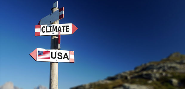 US not changing on climate